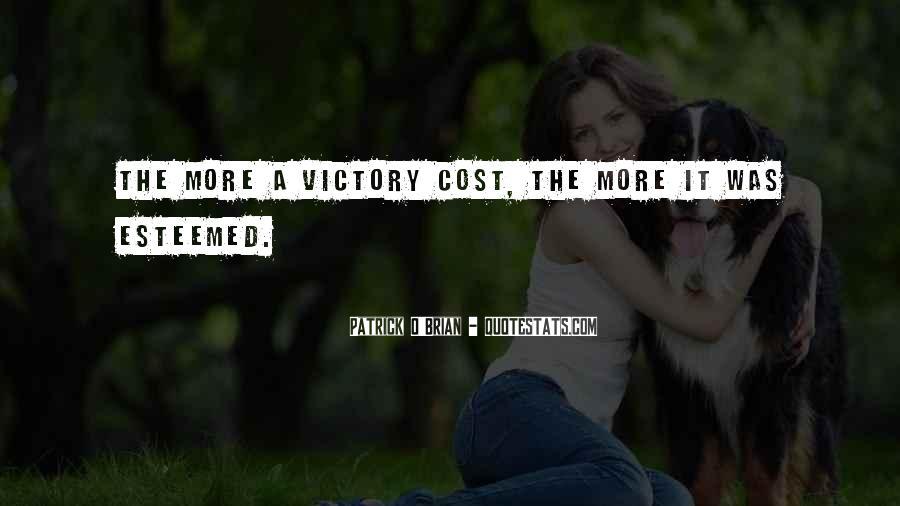 Esteemed Quotes #1076223