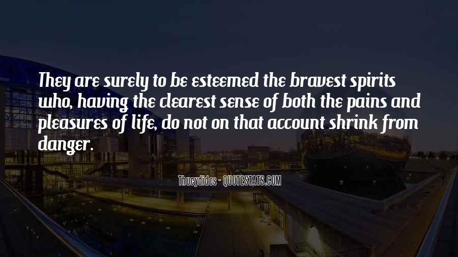 Esteemed Quotes #1294217
