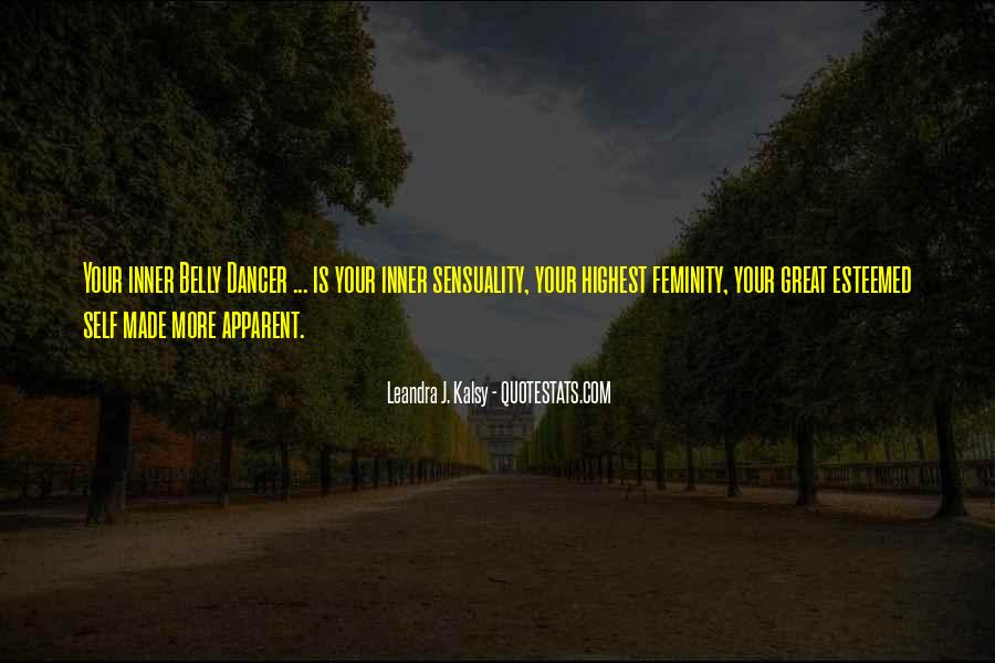 Esteemed Quotes #134364