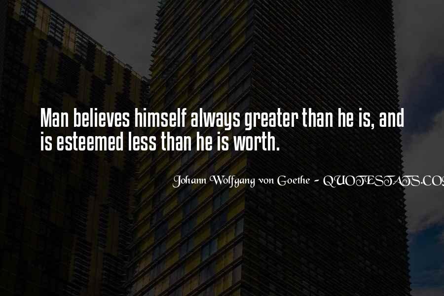 Esteemed Quotes #142643