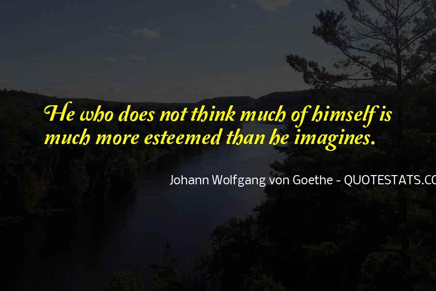 Esteemed Quotes #158948