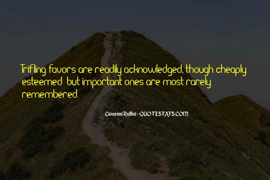 Esteemed Quotes #377042