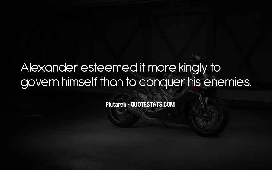 Esteemed Quotes #43895