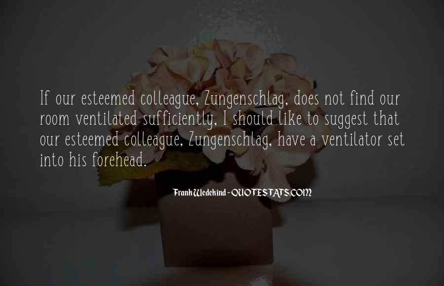 Esteemed Quotes #507281