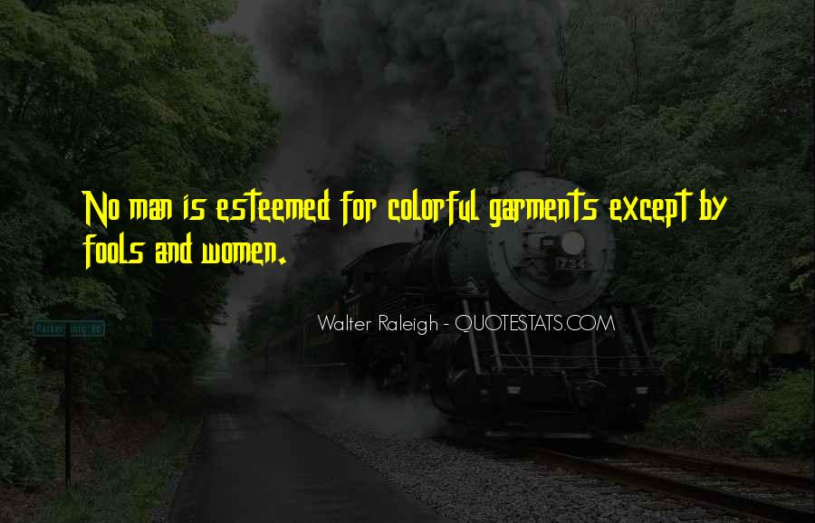 Esteemed Quotes #591648