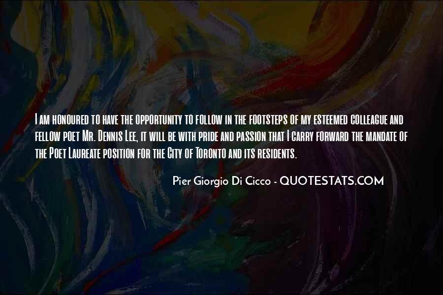 Esteemed Quotes #635609