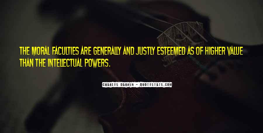 Esteemed Quotes #635816