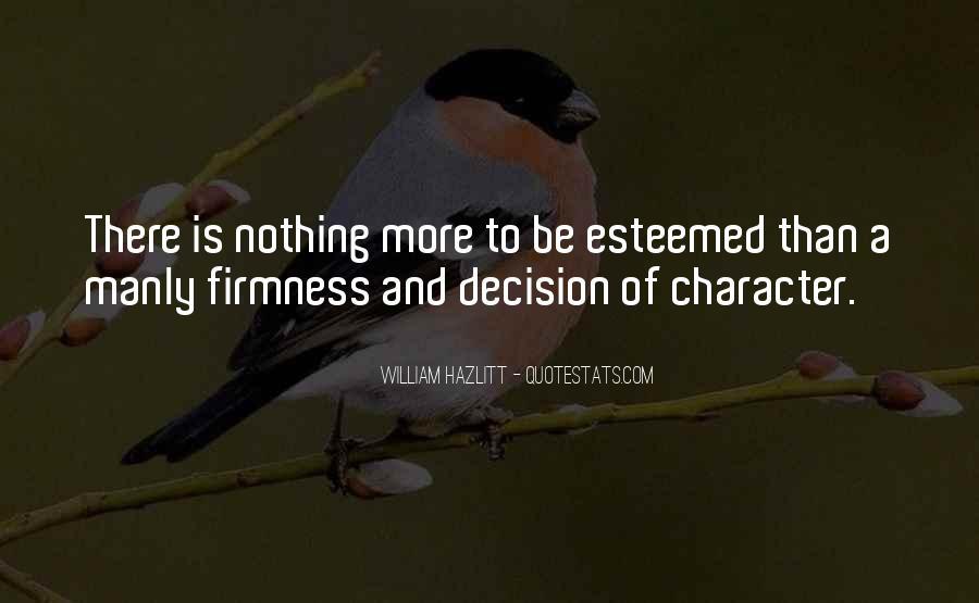 Esteemed Quotes #739623