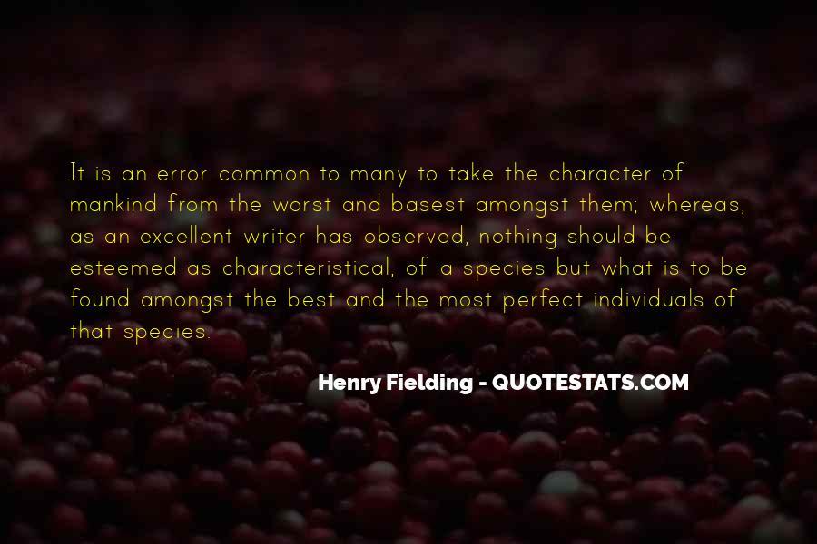 Esteemed Quotes #838788