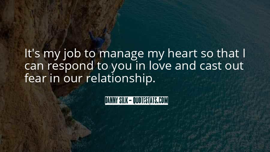 Quotes About I Love My Job #479829