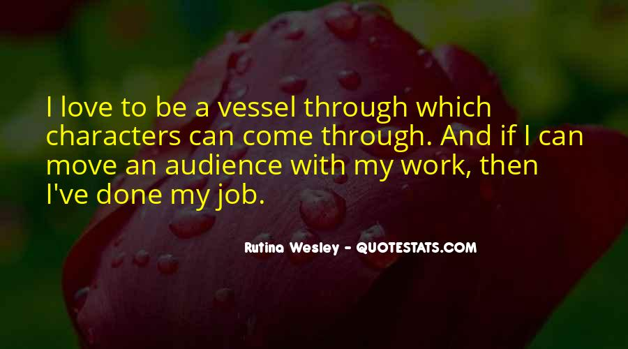Quotes About I Love My Job #542524