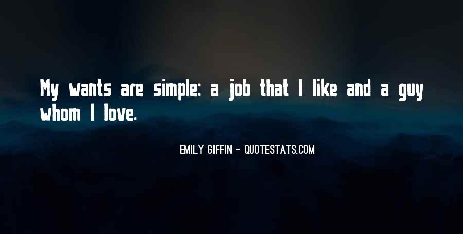 Quotes About I Love My Job #599751