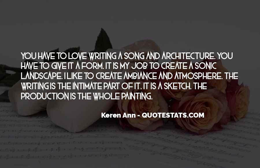 Quotes About I Love My Job #729103