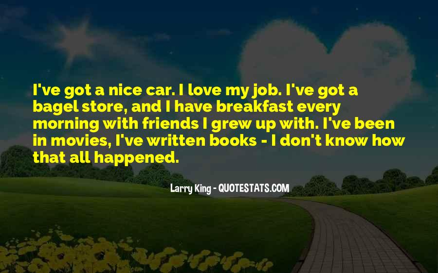 Quotes About I Love My Job #829270