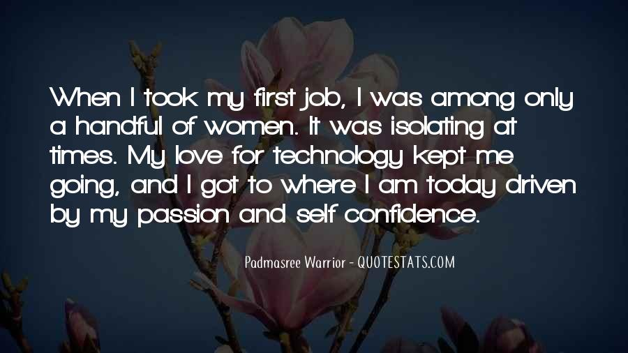 Quotes About I Love My Job #919459