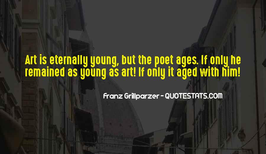 Eternally Young Quotes #58410