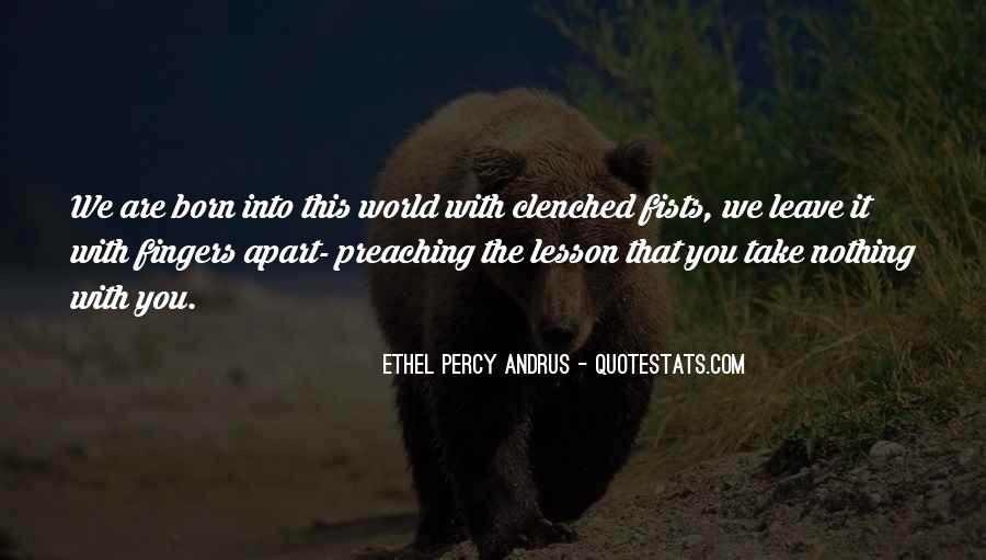 Ethel Andrus Quotes #1162650