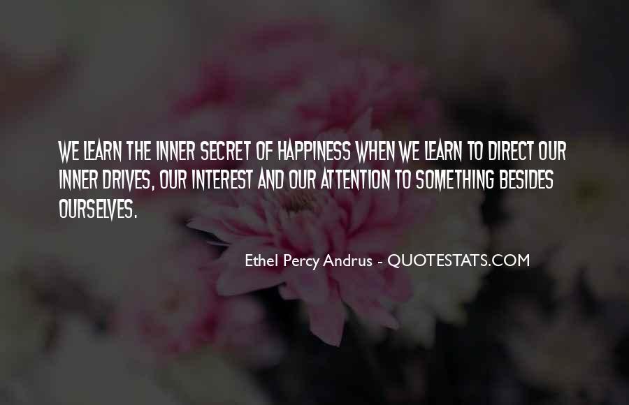 Ethel Andrus Quotes #43884