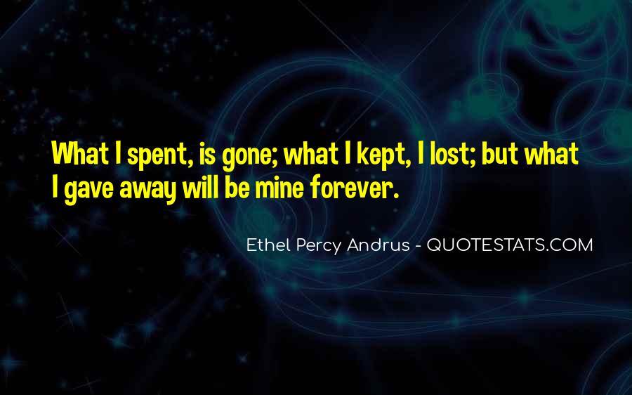 Ethel Andrus Quotes #441933