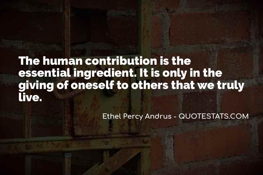 Ethel Andrus Quotes #891750