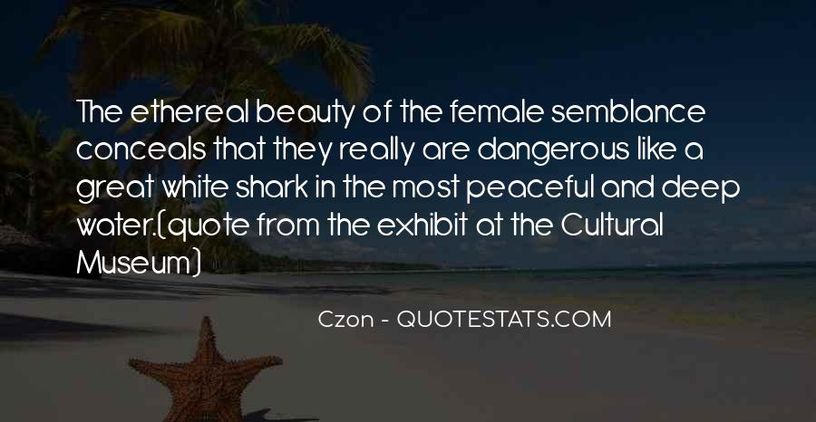 Ethereal Woman Quotes #806339