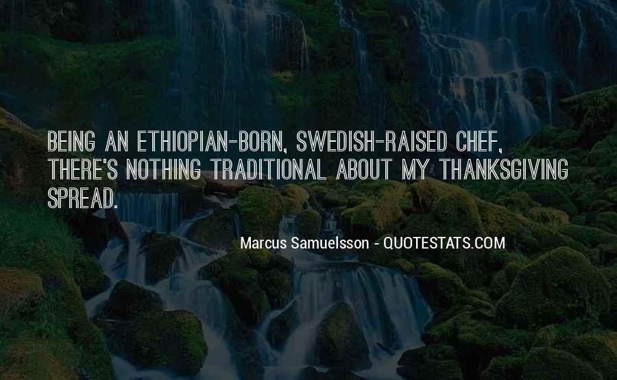 Ethiopian Quotes #1438862