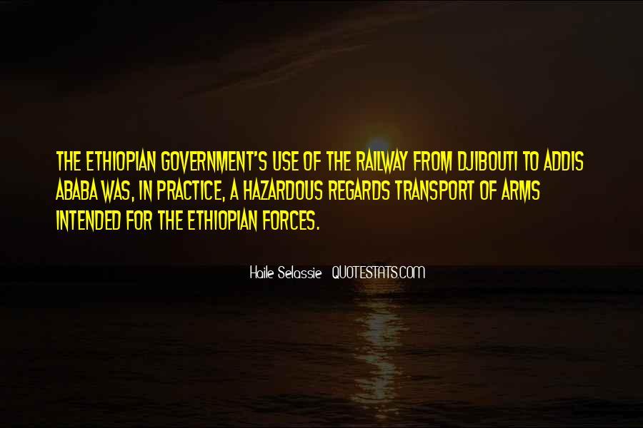 Ethiopian Quotes #214699