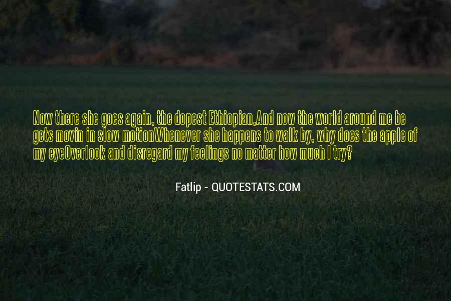Ethiopian Quotes #570321