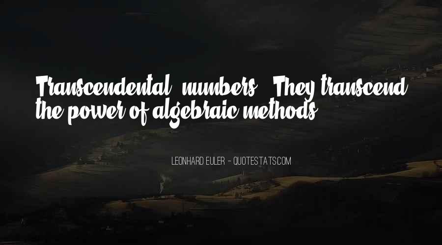 Euler's Quotes #1622811