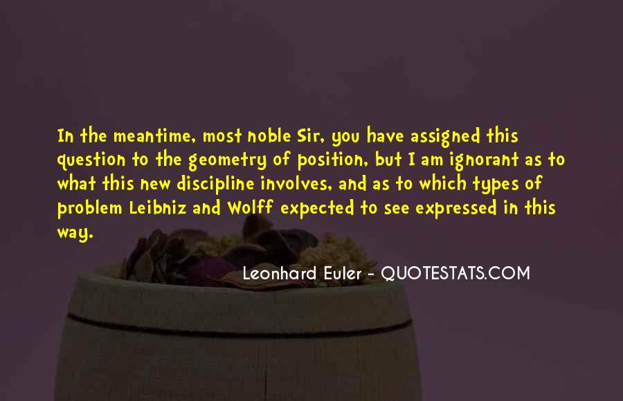 Euler's Quotes #43842
