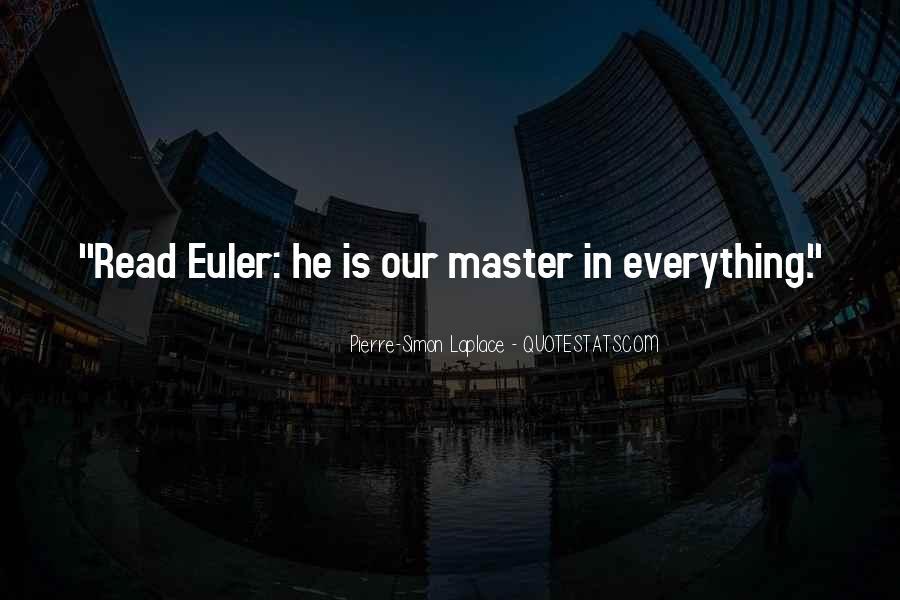 Euler's Quotes #547621
