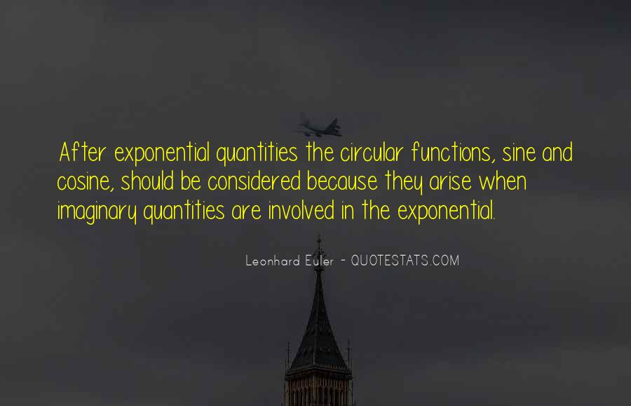Euler's Quotes #729906