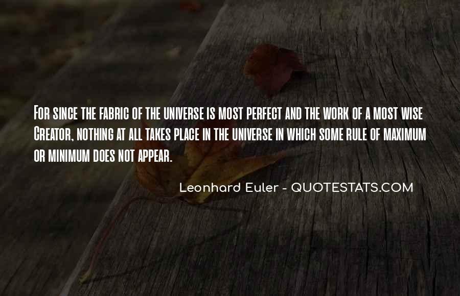 Euler's Quotes #835339