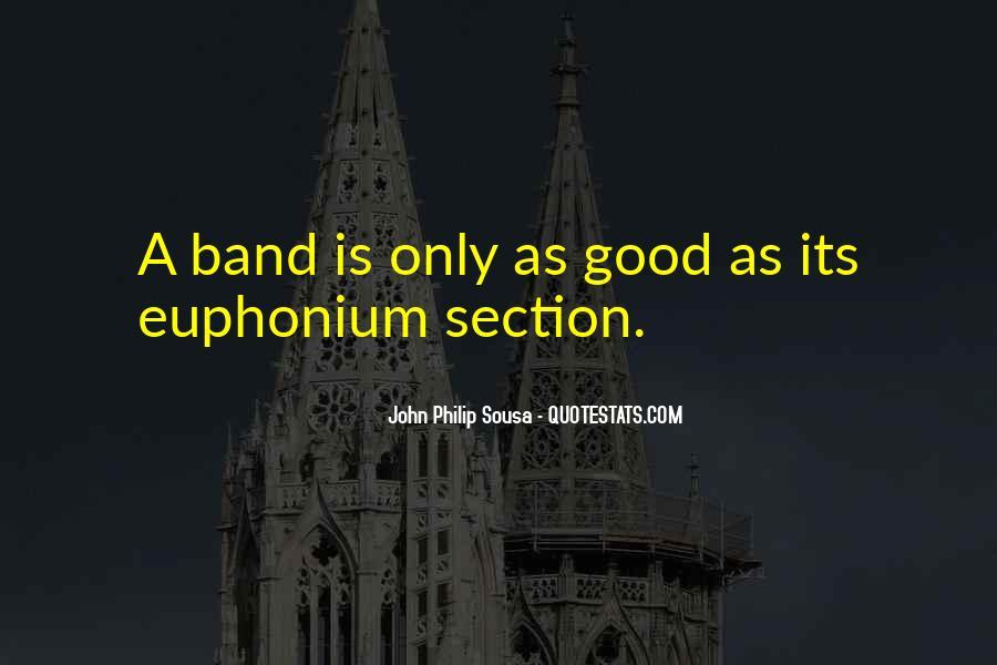 Euphonium Quotes #1252598