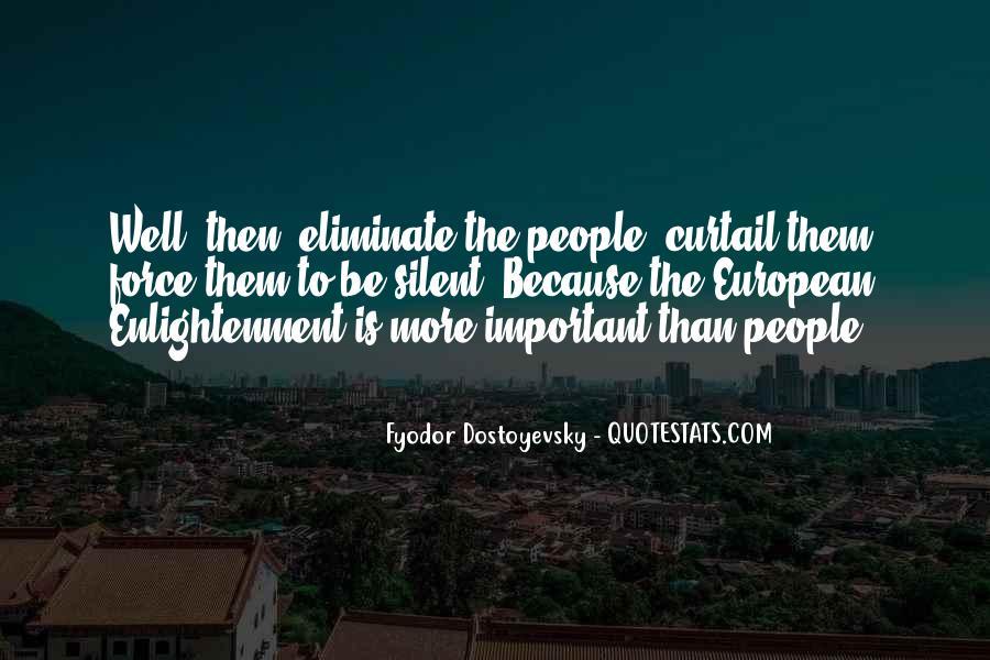 European Enlightenment Quotes #108876