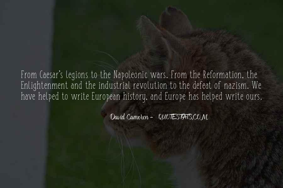 European Enlightenment Quotes #256636