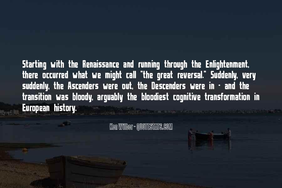 European Enlightenment Quotes #481612