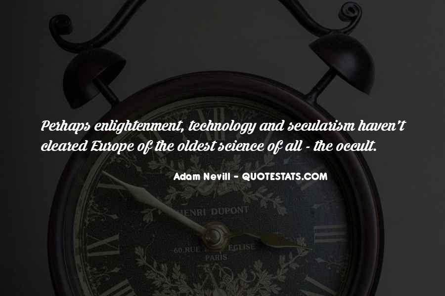 European Enlightenment Quotes #63578