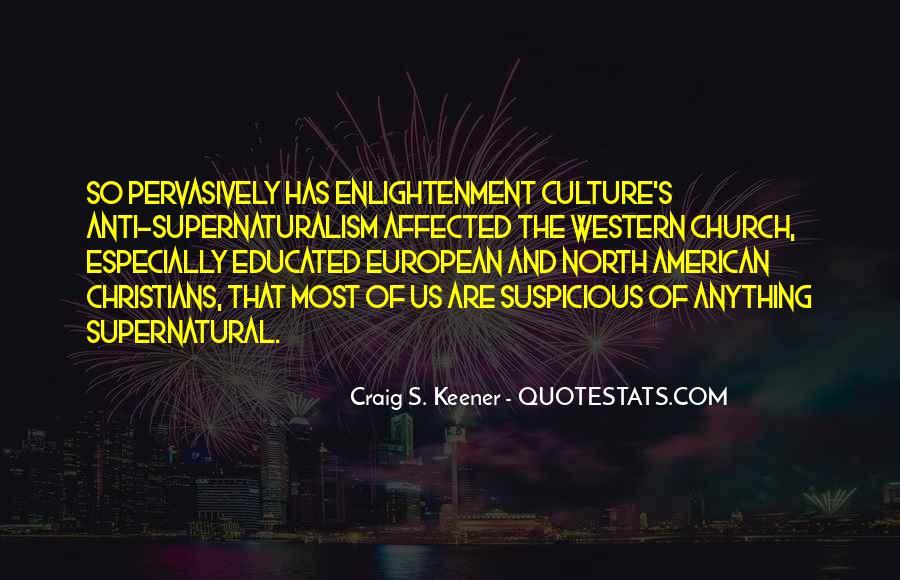 European Enlightenment Quotes #742009