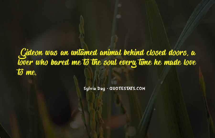 Eva Tramell Quotes #1660187