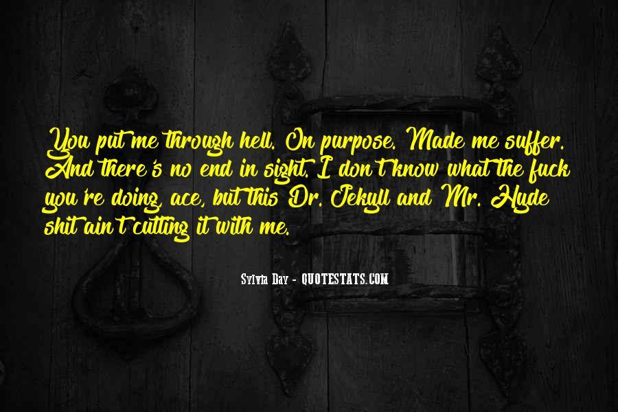 Eva Tramell Quotes #536029