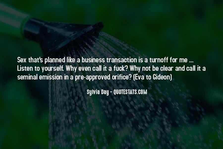 Eva Tramell Quotes #580562
