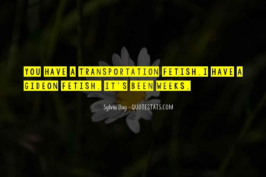 Eva Tramell Quotes #645253