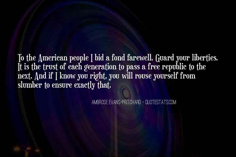 Evans Pritchard Quotes #1449885