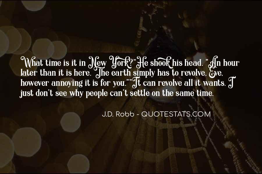 Eve Dallas Quotes #1364481