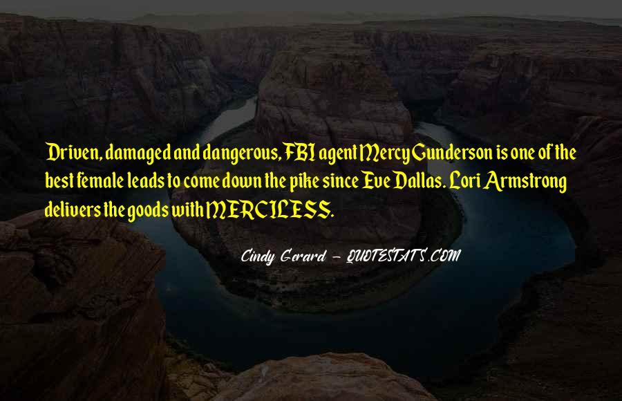 Eve Dallas Quotes #1672602