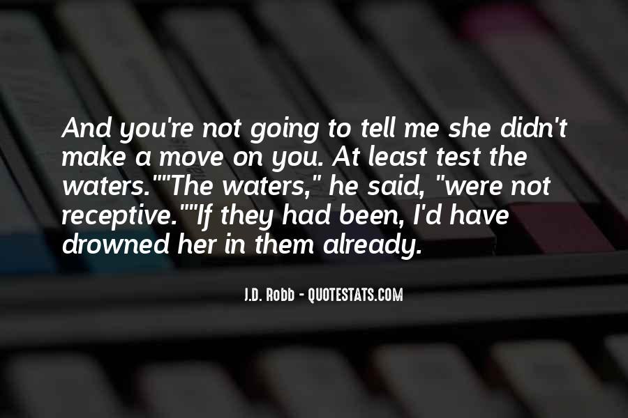 Eve Dallas Quotes #635961