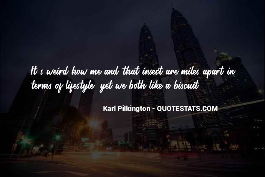 Even If We're Miles Apart Quotes #835468