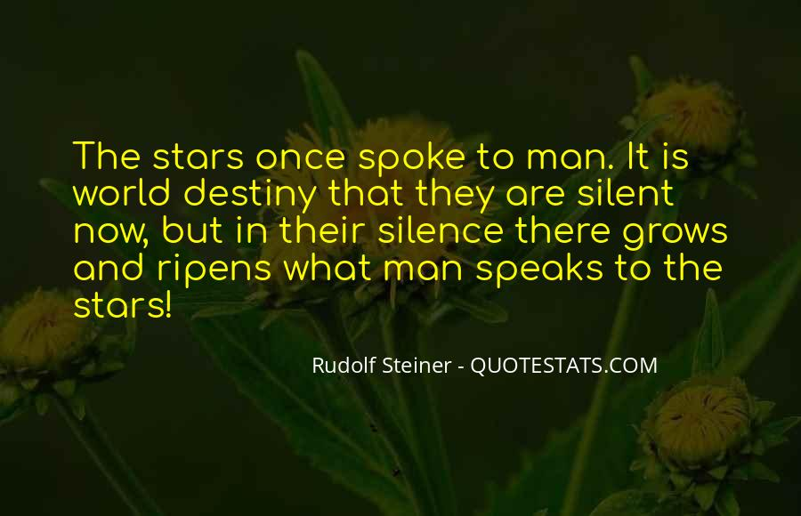 Even Silence Speaks Quotes #585348