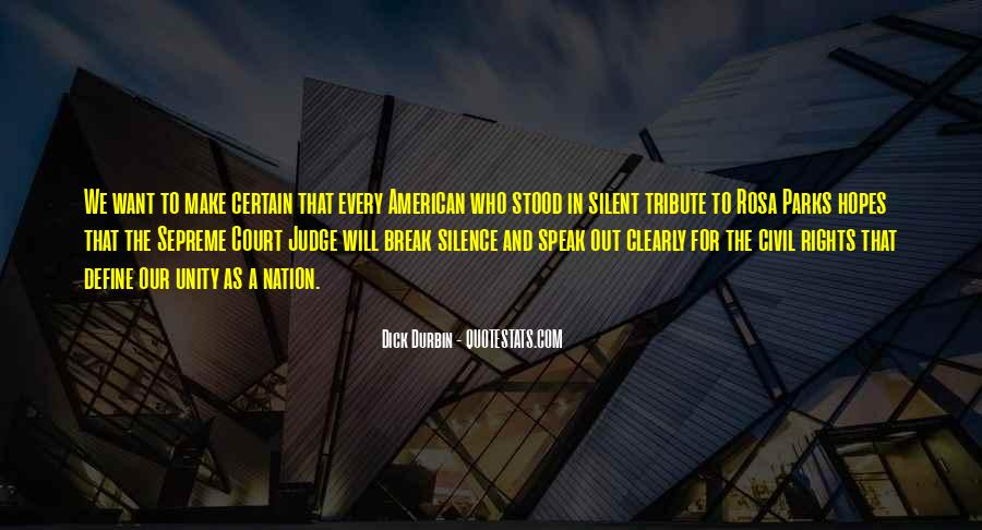 Even Silence Speaks Quotes #649494